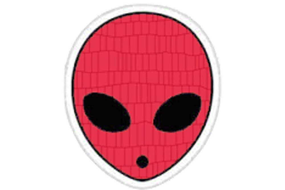 big red alien  by luluandizzie12