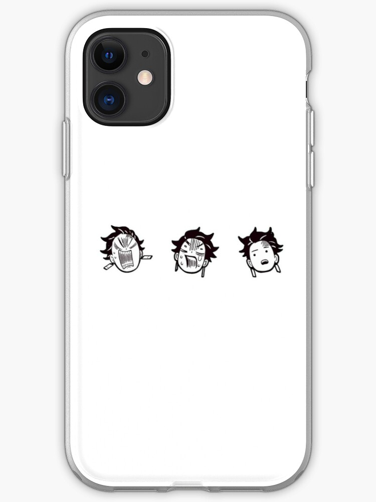 coque iphone 8 tanjiro
