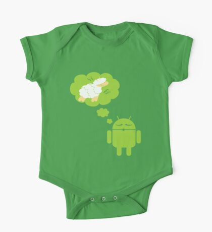 DROID Dreaming of an Electric Sheep Kids Clothes