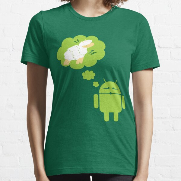 DROID Dreaming of an Electric Sheep Essential T-Shirt