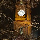 The clock by Gerard Rotse