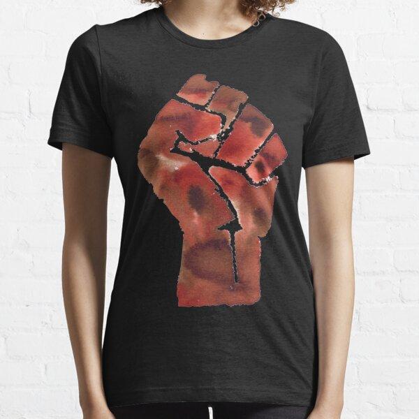 Black Power Fist Essential T-Shirt
