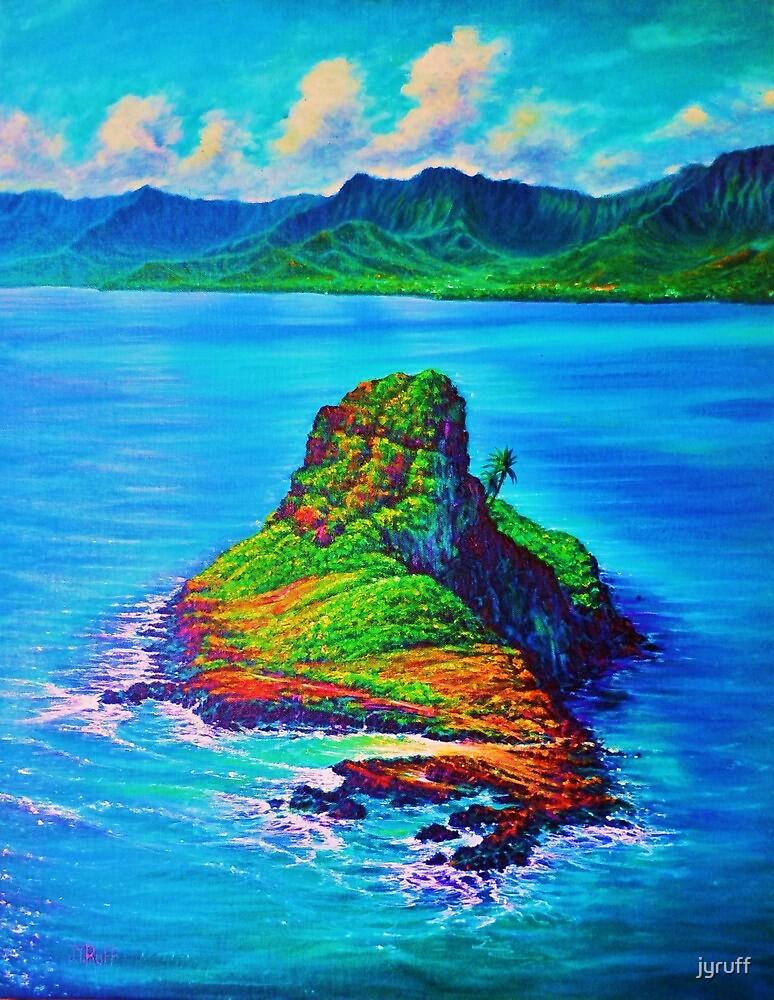 Mokoli'i Island (China Mans hat) by jyruff