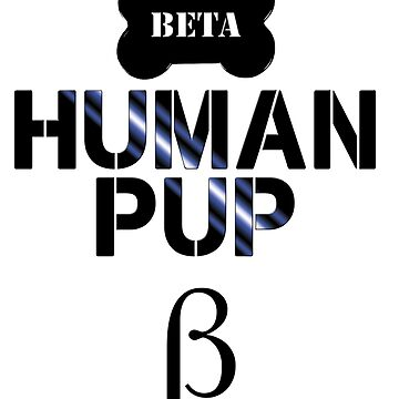 Human Beta Pup by pupsparks92