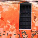 Orange Wall - Manila, Philippines by NancyLewis