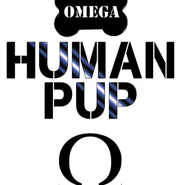 Human Omega Pup by pupsparks92