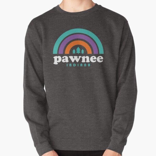 Pawnee Indiana Pullover Sweatshirt