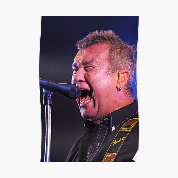 Jimmy Barnes Poster