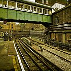 Bow Road station by Patrick Monnier