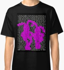 """""""The Year Of The Rabbit / Hare"""" Clothing (Take 2) Classic T-Shirt"""