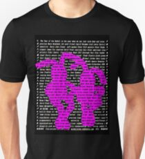"""""""The Year Of The Rabbit / Hare"""" Clothing (Take 2) Unisex T-Shirt"""
