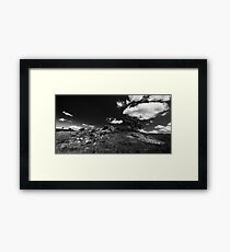 Forgotten Land Framed Print