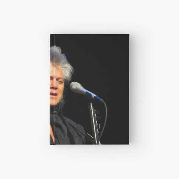Marty Stuart Hardcover Journal
