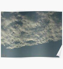 Sky Or Ocean ?  3 Poster