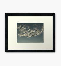 Sky Or Ocean ? 2 Framed Print