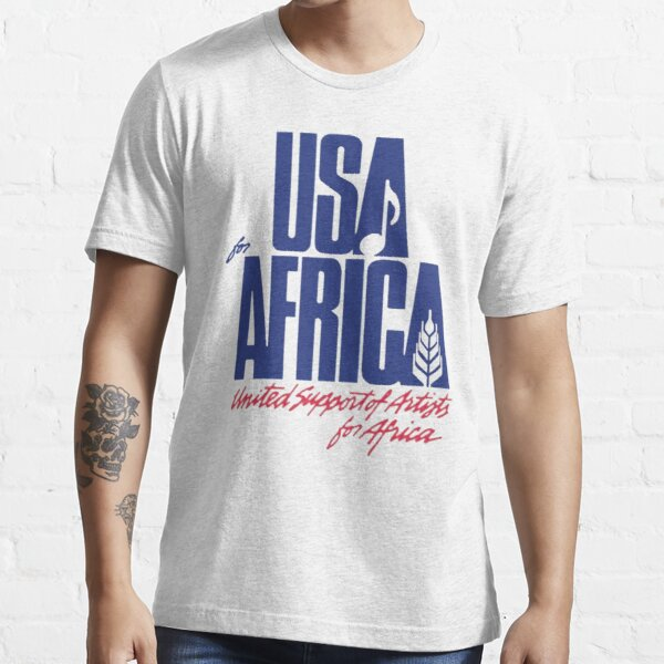 USA for AFRICA Essential T-Shirt