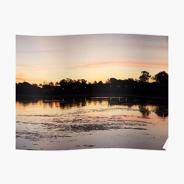 Kununurra Sunset, Poster