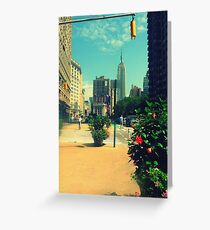 picture perfect esb Greeting Card