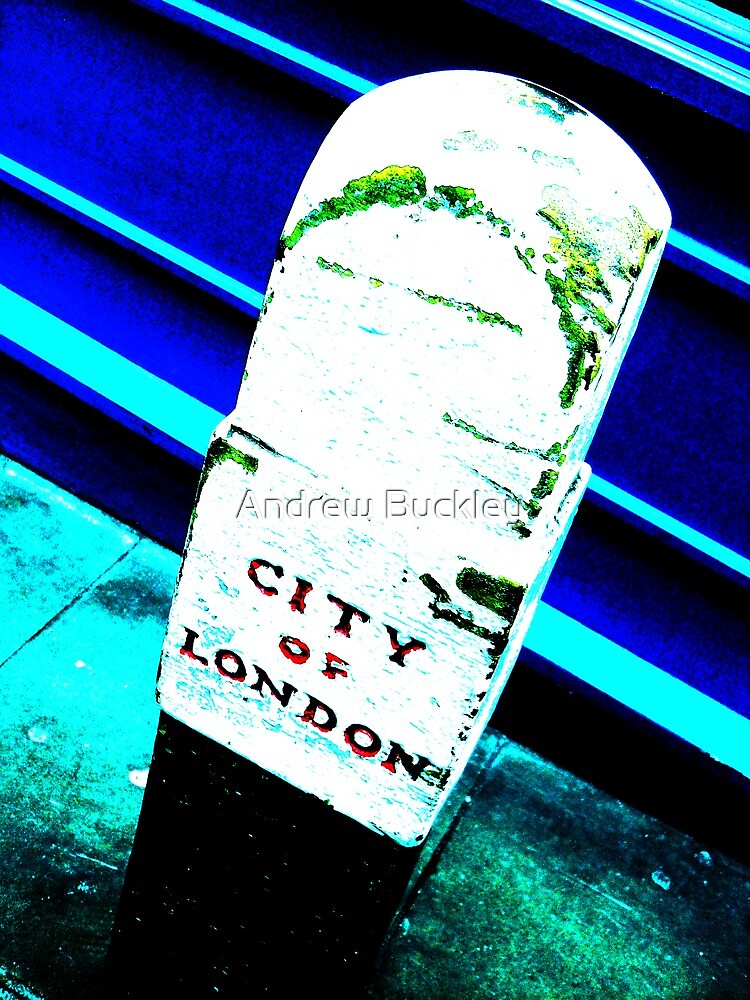 City of London by Andrew Buckley