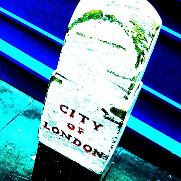 City of London by Buckley