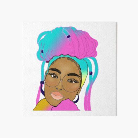 LoveLocs Art Board Print