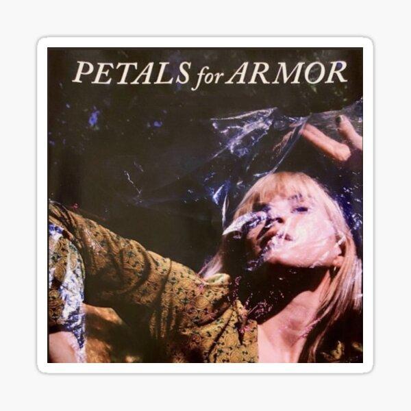 PFA/Petals For Armor poster  Sticker