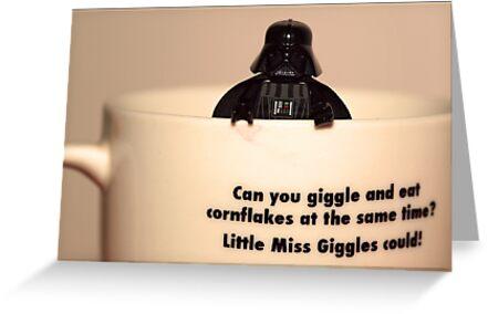 Darth Vader Cuppa by weglet