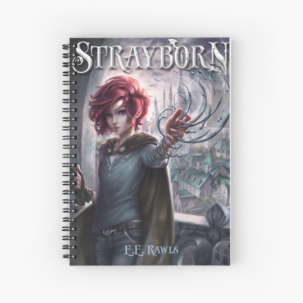 Draev Guardians art Spiral Notebook