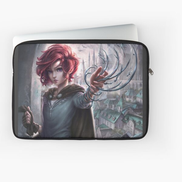 Draev Guardians art Laptop Sleeve