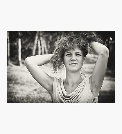 Stefanie Photographic Print