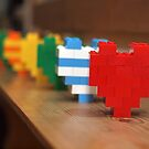 lego hearts by weglet