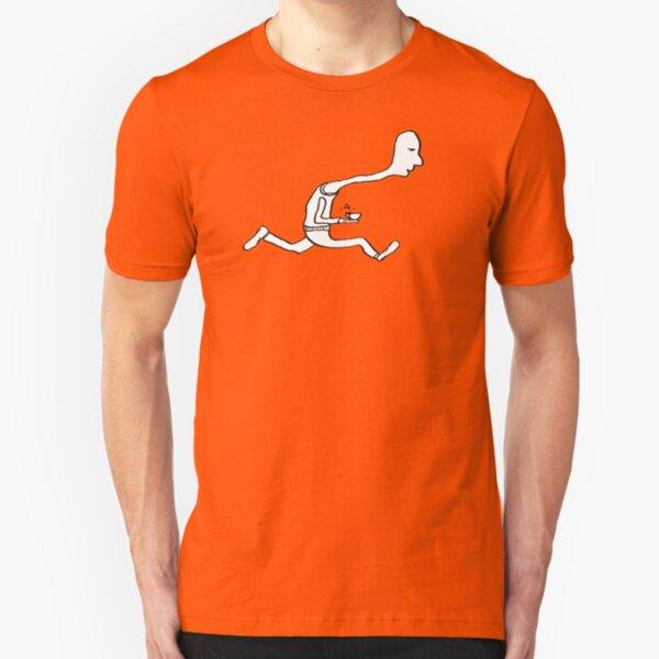 Coffee rush Slim Fit T-Shirt