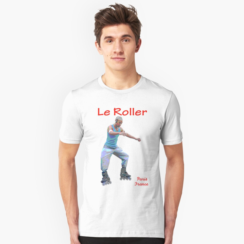 Le Roller Slim Fit T-Shirt