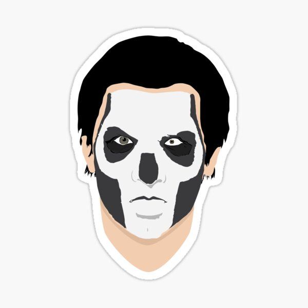 Papa Emeritus III GHOST Sticker