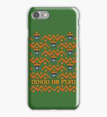 Cinco De Flyo Christmas Sweater Design iPhone Case/Skin