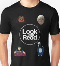 Look and Read T-Shirt