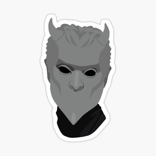 Meliora Era Ghoul Sticker