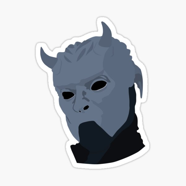 Prequelle Era Male Ghoul Sticker