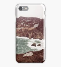 Sliabh Liag in Winter iPhone Case/Skin