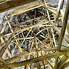 Medieval Scaffold by Clive