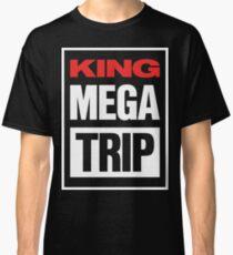 King Megatrip VSW logo (dark shirt version) Classic T-Shirt