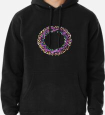 donut multicolor Pullover Hoodie