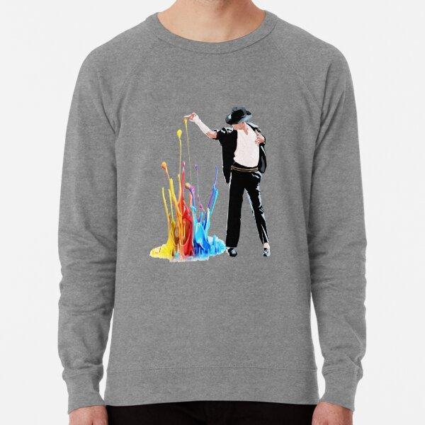 Mickel Jakson Water style art Lightweight Sweatshirt