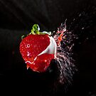 Strawberry and Cream by Peter Stone