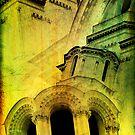 Alexander Nevski Church by Morpho  Pyrrou