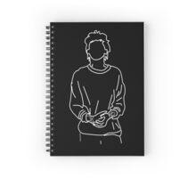 Louis Tomlinson  Spiral Notebook