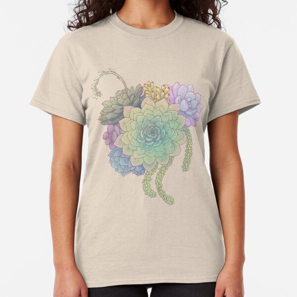 Trend t-Shirt,Meadow Dandelions Floral Fashion Personality Customization