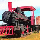 Restored Locomotive by WTBird