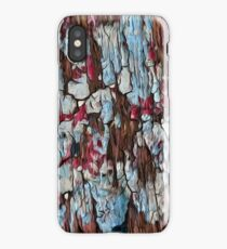 ~ Peeling Paint Abstract ~ iPhone Case/Skin