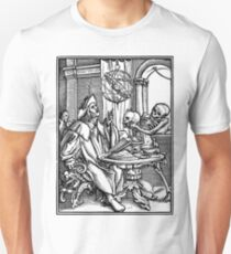 Dance of Death - 27 The Astrologer T-Shirt